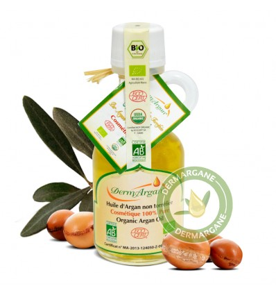 Organic Oil - Pure Argan Oil. Hair Oil, Body Oil, Face Oil. Moisturising oil for hair, face & body.