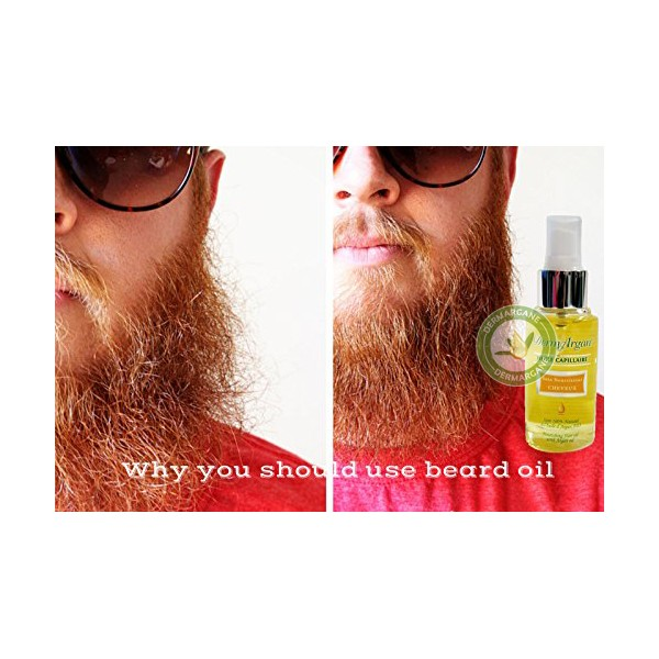 premium beard oil and conditioner for thicker and fuller beard hair oil stimulant for growth